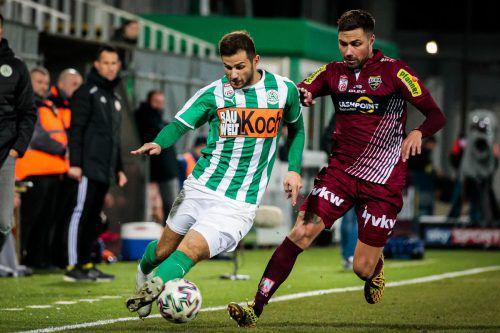 Neo-Altacher Alain Wiss ließ bereits in den ersten Partien erahnen, wie wichtig er für das Spiel des Bundesligisten sein kann.APA
