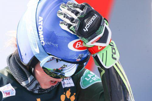 Noch ist die Rückkehr von Mikaela Shiffrin in den Skizirkus nicht absehbar.gepa