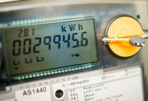 Ob es auch erzieherische Wirkung hat, wenn der Strom teurer wird? APA