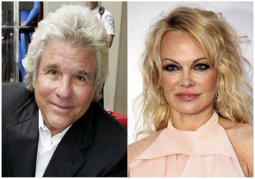 Pamela Anderson und Jon Peters verschieben die Bestätigung ihrer Heiraturkunde.