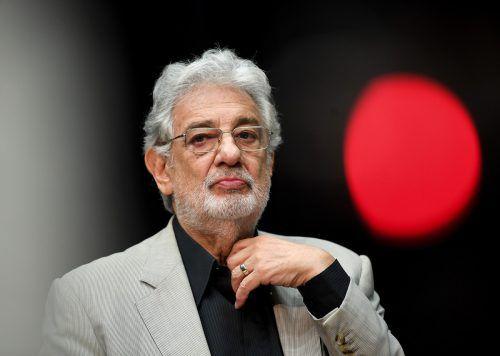 Plácido Domingo hat sich bei den Frauen entschuldigt, die ihm Übergriffe vorwerfen.