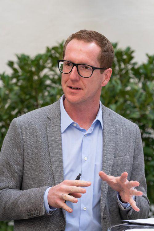 PR-Spezialist Martin Dechant.VN