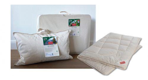 Praktisch und absolut bio ist die neue Hefel-Textilverpackung. FA