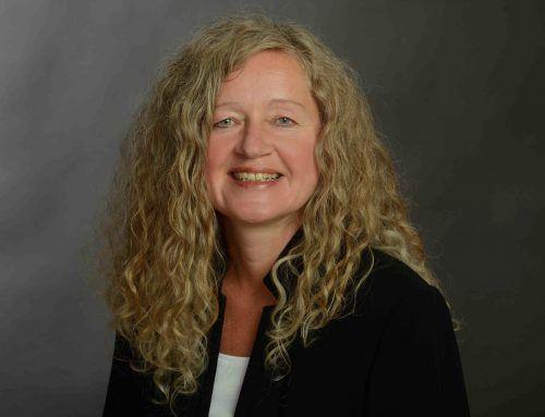 Prof. Jutta Hartmann hielt in Dornbirn den Vortrag.