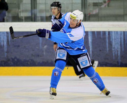 Radek Duda, Ex-Weltmeister mit Tschechien, hilft beim EHC aus.gepa