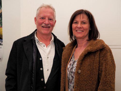 Raimund und Brigitte Grabher.