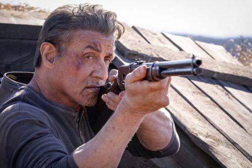 Rambo-Star Sylvester Stallone ist auch als schlechtester Schauspieler nominiert. ap
