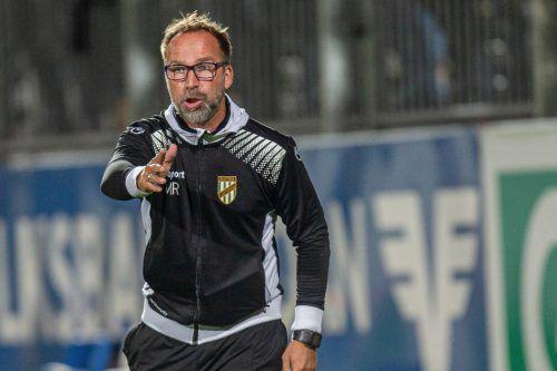 Roman Mählich geht als Trainer der Lustenauer Austria voll motiviert in das Spieljahr 2020. Als Erstes steht das Viertelfinale im ÖFB-Cup gegen WSG Tirol an.Gepa