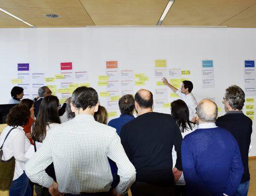 Rund 50 Bürger brachten ihre Ideen und Anregungen ein. Marktgemeinde Rankweil