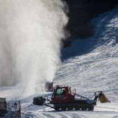 Skigebiete hoffen auf stabiles Wetter