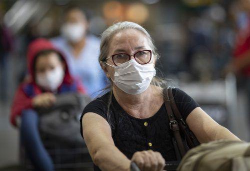 Schutzmasken machen nur für medizinisches Personal und Erkrankte Sinn.