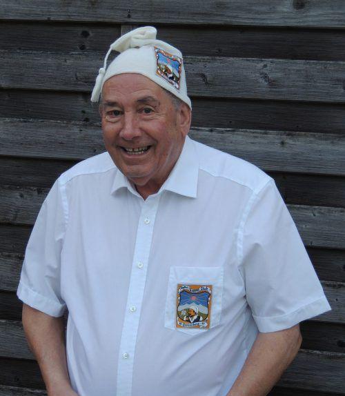 Seit bald 25 Jahren leitet Suitner den Zipfelkappenclub. Verein