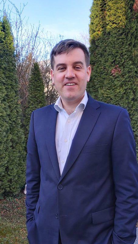 Seit Herbst 2019 ist Michael Waibel Jus-Professor an der Universität Wien.