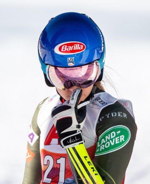 Shiffrin pausiert nach dem Tod ihres Vaters im Skiweltcup. GEPA