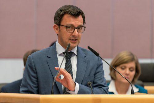 Staudinger denkt nicht an die Urabstimmung, sondern an die Gemeindewahl.VN