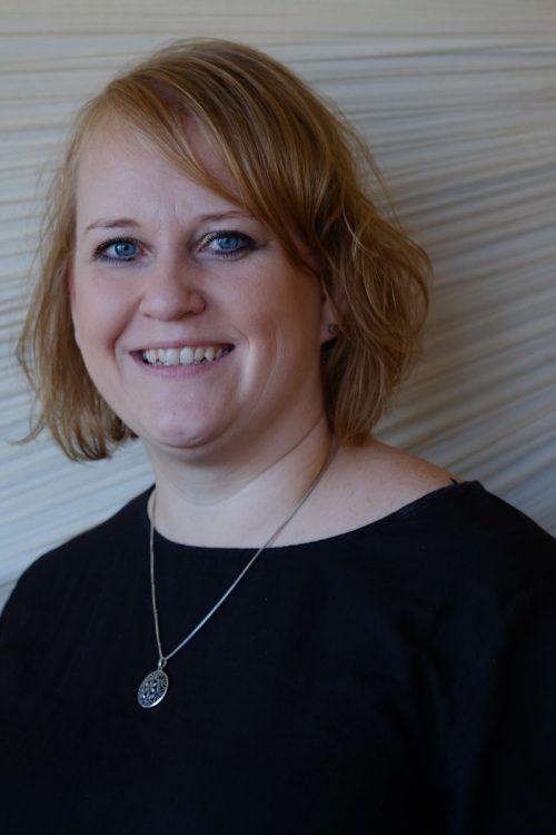 Susanne Westreicher möchte jeden Patienten individuell unterstützen. BI