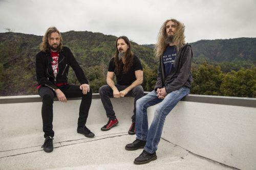 The Aristocrats ist derzeit eine der gefragtesten Rock-Fusion-Bands. aristocrats
