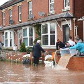 Hochwasserrisiko bleibt bestehen