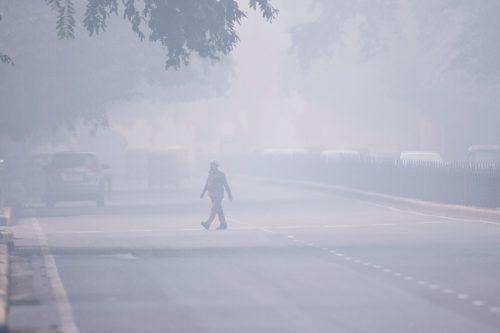 Von den 30 meistverschmutzten Städten befinden sich 21 in Indien. AFP