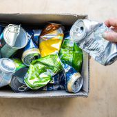 Pfand auf Dosen und Kunststoff gefordert