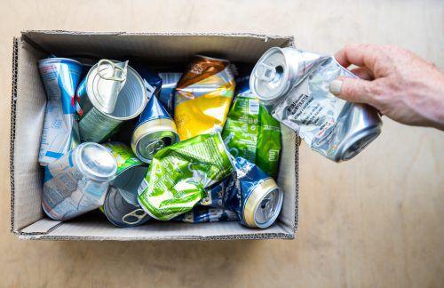 Vorarlbergs 96 Gemeinden müssen jährlich rund vier Millionen Euro hinblättern, um unrechtmäßig weggeworfenen Abfall zu beseitigen. APA
