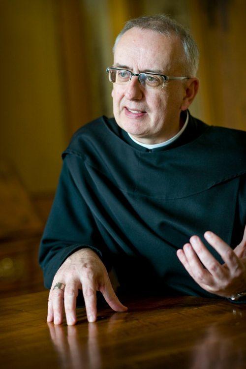 Ab Sommer 2020 wird Pater Martin Werlendie Propstei St. Gerold leiten.