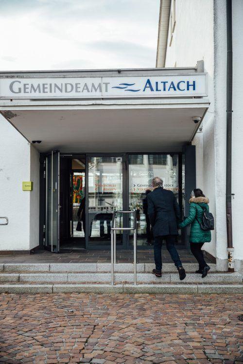 Altach verpflichtet sich, das regREK bei künftigen Planungen zu berücksichtigen. vN/Sams