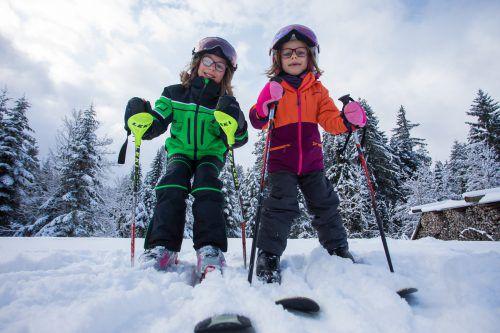 Am Sonntag schließen alle Skigebiete in Vorarlberg, Tirol und Salzburg. VN/Steurer