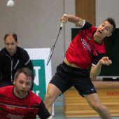 UBSC Wolfurt lässt BC Feldkirch im Derby keine Chance