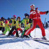 Skilehrerausbildung auf Eis gelegt