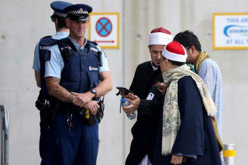 Anlässlich des ersten Jahrestags der Terroranschläge wurde an die Opfer erinnert.