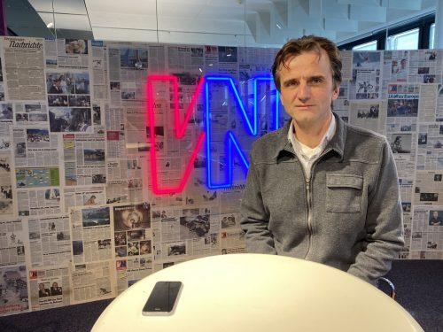 Arbeiterkammer-Rechtsexperte Christian Maier beantwortete die Fragen der VN-Leser zum Thema Arbeitsrecht am VN-Telefon.VN/rau