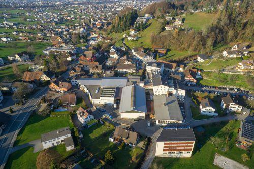Auch das Projekt Wolfurt Rickenbach wird im laufenden Jahr fortgesetzt.