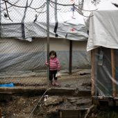 Eine humanitäre Katastrophe in Griechenland und Nordsyrien