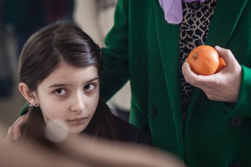 """Ausschnitt aus """"Der Mandarinenbaum"""".Medienstelle der Katholischen Kirche"""