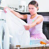 Wenn die Wäsche müffelt