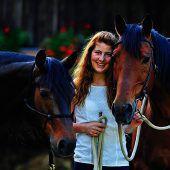 Die Pferdeflüstererin