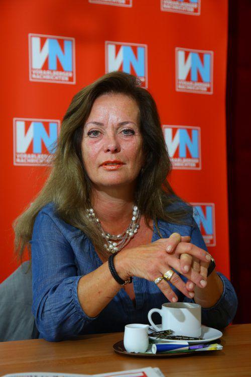 Brigitte Baschny, SPÖ.
