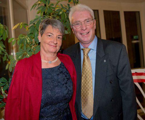 Das Ehepaar Christel und Niklaus von Steiger kämpft gegen das Adelsaufhebungsgesetz.