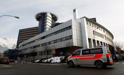 Das Land Tirol verbietet Besuche in Krankenhäusern.