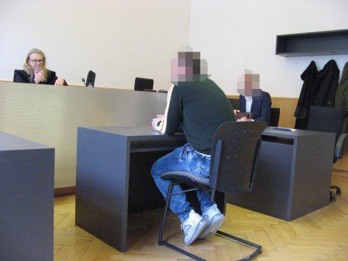 Der 32-jährige Angeklagte kam mit einer Geldstrafe davon.ec
