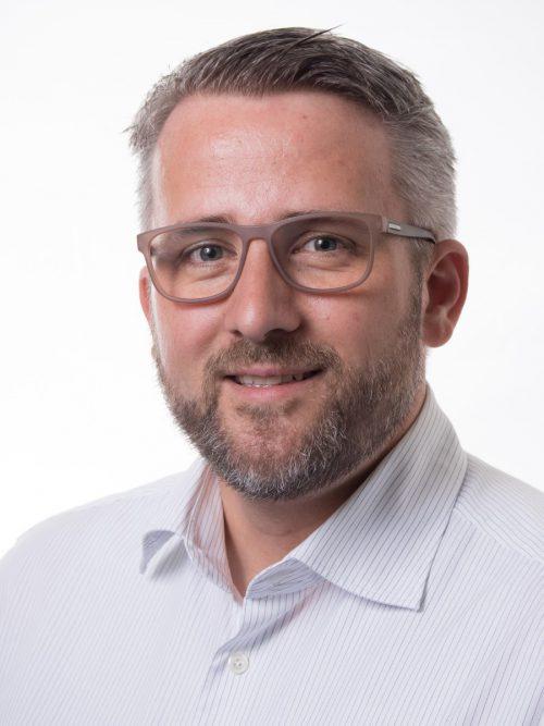 Der 38-jährige Konrad Ortner ist Gemeindesekretär in Götzis.