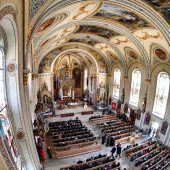 Österreichs erstes Münster steht im Herzen von Schruns