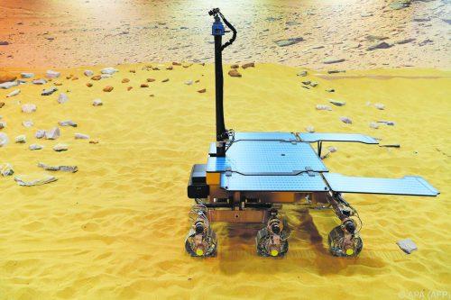 Der Forschungsroboter hätte urprünglich im Sommer starten sollen. APA