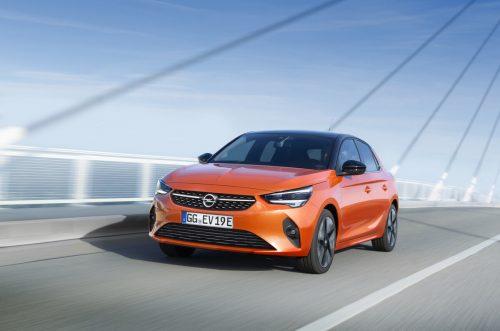 Der Opel Corsa-e kommt mit einer Batterieladung bis zu 337 Kilometer weit.werk