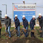 Ein Neubau für vier Millionen Euro