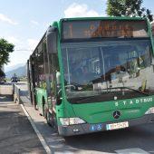 Stadtbus verkehrt im Samstagsmodus