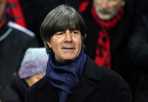 DFB-Teamchef Joachim Löw will auf einen Teil seines Gehalts verzichten.ap