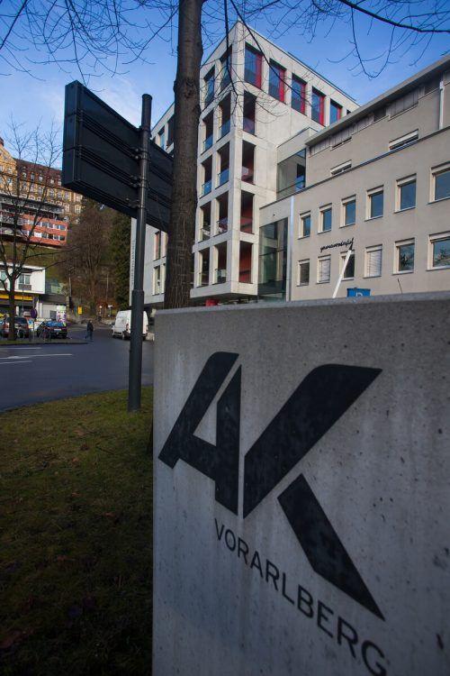 Anfrage sorgt für Debatte über Förderungen in AK. VN/Steurer