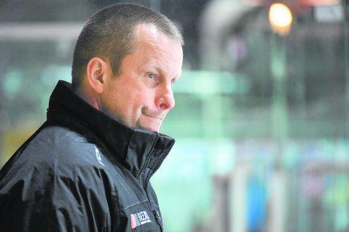 Die Alps Hockey League ruht, Sorgen bei VEU-Geschäftsführer Michael Lampert. Lerch